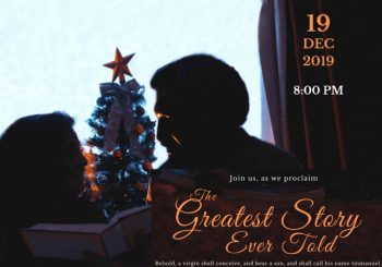 Sharjah CSI Parish 24th Christmas Carol Service 2019 | The Greatest Story Ever Told